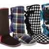Sugar Moragami Knit Boot