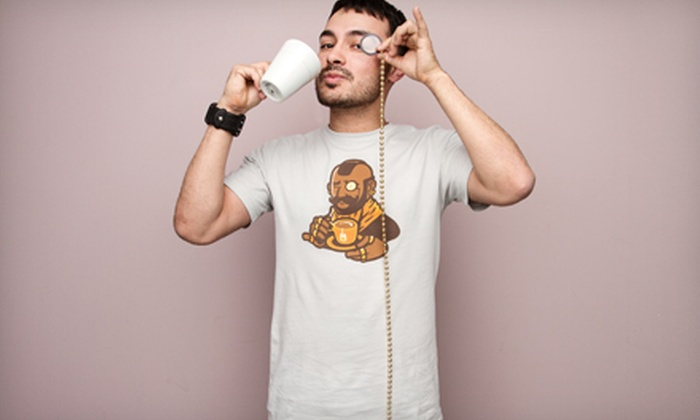 Threadless - Lakeview: $15 for $30 Worth of Artistic Tees and Hoodies from Threadless