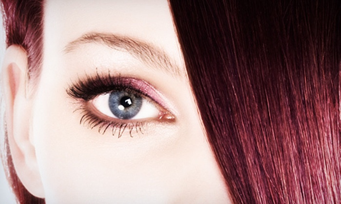 Pink Lab NY - Fort George: Basic, Signature, or Mermaid Set of Eyelash Extensions from Pink Lab NY (Up to 79% Off)