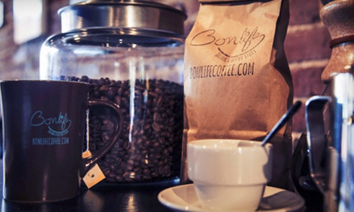 BonLife - Cleveland: Café Drinks and Snacks or Brewing Accessories at BonLife (Half Off)