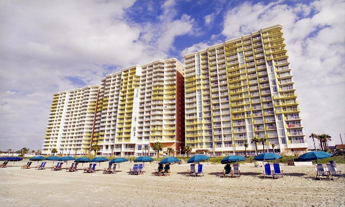 Bay Watch Resort & Conference Center - North Myrtle Beach, SC: Stay at Bay Watch Resort & Conference Center in North Myrtle Beach, SC. Dates Available into November.