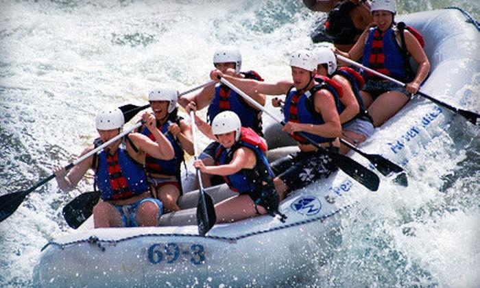 Penobscot Adventures - Millinocket: Whitewater Rafting for Two or Four from Penobscot Adventures in Millinocket (Up to 61% Off)