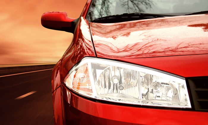 Headlight Restoration - Boston: Mobile Restoration of One or Two Headlights from Headlight Restoration (Up to 53% Off)