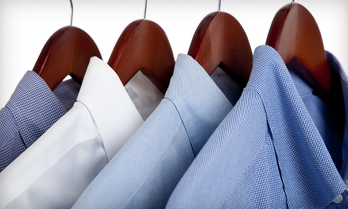 DryClean NYC - Multiple Locations: $15 for $30 Worth of Dry-Cleaning Services from DryClean NYC