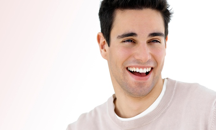 Allure Dental - Herndon: Exam, Cleaning, and X-rays, or In-Office Zoom! Teeth Whitening at Allure Dental (Up to 83% Off)