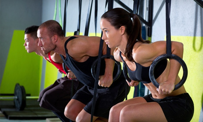 Crossfit Dynamix - Ditmars Steinway: One Foundations Course and 6, 12, or 18 CrossFit Classes at Crossfit Dynamix (Up to 79% Off)