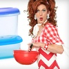 """Equality for A Cause presents Tupperware Party with Dixie Longate at Fifth Avenue - Royal Oak: $49 for Equality for A Cause Presents """"Tupperware Party with Dixie Longate"""" at Fifth Avenue in Royal Oak on June 15–17 ($100 Value)"""