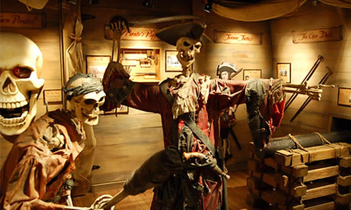 Ripley's Believe It or Not! Museum - Uptown: Admission for Two or Four to the Ripley's Believe It or Not! Museum (Up to 51% Off)