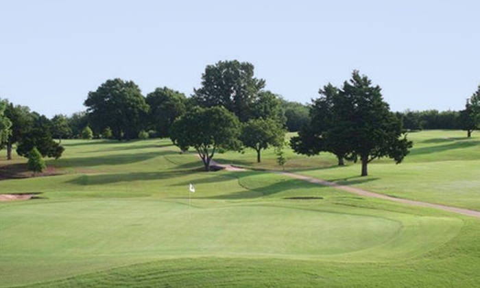 Lakeside Golf Course - Stillwater: 18-Hole Golf Outing with Range Balls and Drinks for Two or Four at Lakeside Golf Course (Up to 51% Off)
