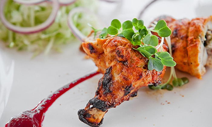 Arka - Sunnyvale: $11 for $20 Worth of Indian Food and Drinks at Arka