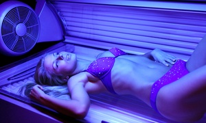 The Hair Chair & Tanning Salon: $18 for $70 Worth of Tanning — The Hair Chair & Tanning Salon