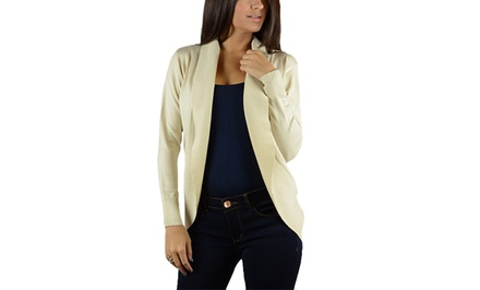 Women's Long Bolero Cardigan