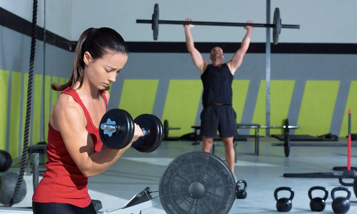 Crossfit Abattoir - Southeast Arlington: One Month of Unlimited CrossFit Classes for One or Two at Crossfit Abattoir (Up to 82% Off)