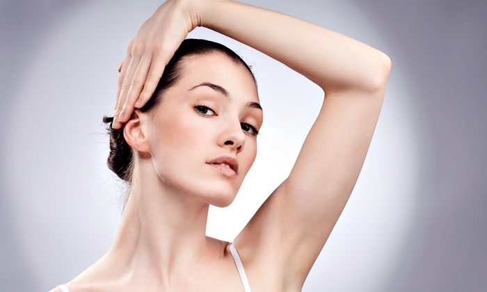 American Laser Med Spa - Amarillo: $99 for Six Laser Hair-Removal Treatments at American Laser Med Spa (Up to $1,680 Value)