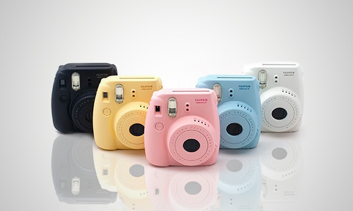 Fujifilm Instax Mini 8 Camera Groupon Goods