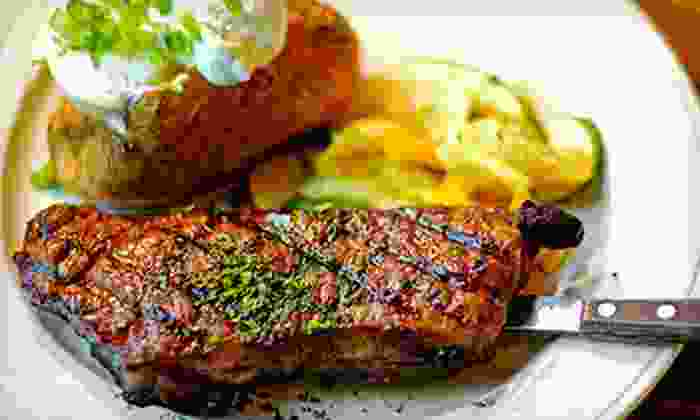 Paje' Restaurant and Lounge - Milwaukee: Southern Cuisine at Paje' Restaurant and Lounge (Half Off). Two Options Available.