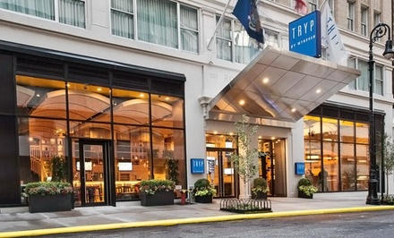 Stay at TRYP By Wyndham Times Square South in New York City, with Dates into April