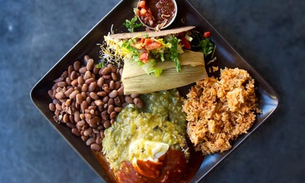 New Mexican Cuisine for Two or Four at Green Chile Kitchen (Up to 33% Off)