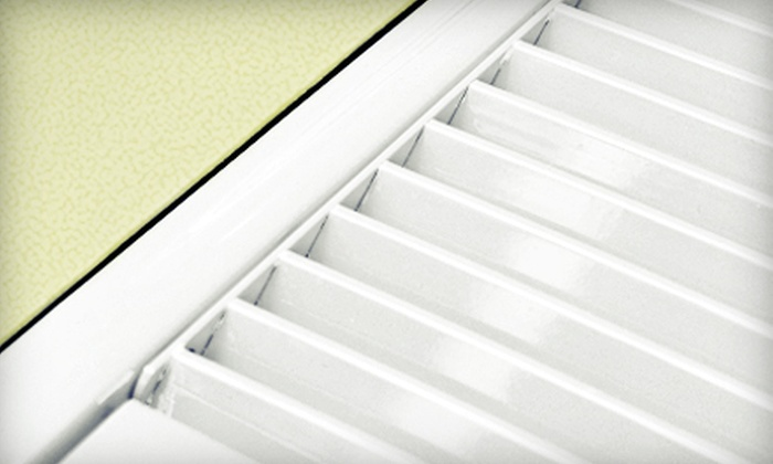 Busy Bee's Services - Baltimore: Air-Duct Cleaning for 6 or 12 Vents from Busy Bee's Services (Up to 74% Off)