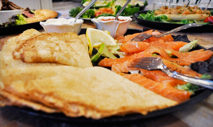 Z Deli & Catering - Springfield: $15 Off Your Bill at Z Deli & Catering. Two Options Available.
