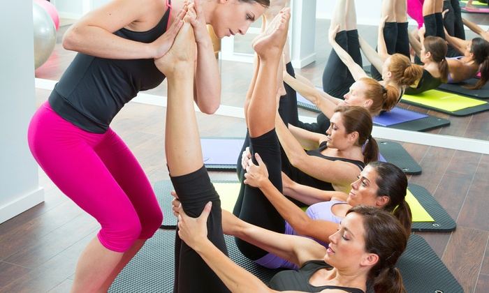 JC Barre Fitness Studio - Historic Downtown: Three or Five Fitness Classes or One Private Fitness Class at JC Barre Fitness Studio (Up to 52% Off)