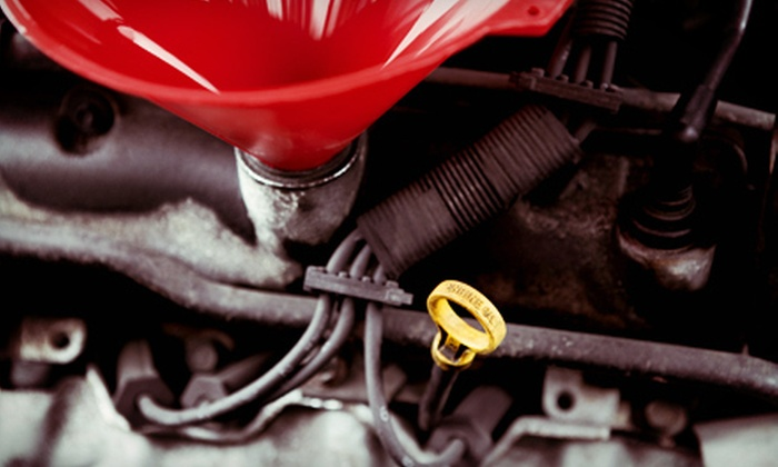Fox Run Auto - Bear: One or Three Oil Changes and Tire Rotations at Fox Run Auto (Up to 67% Off)