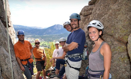 Half Day of Guided Outdoor Rock Climbing with Rental Gear Provided (a $165 value) - Rocky Top Guides in Lookout Mountain