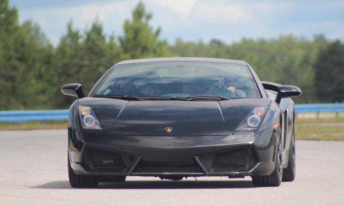 Florida International Rally & Motorsport Park - Lamplighter: $149 for a Lamborghini Driving Experience at Florida International Rally & Motorsport Park ($250 Value)