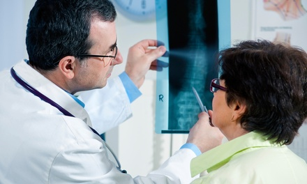 Chiropractic Consultation, Exam, and X-rays with One or Three Adjustments at Cottage Hill Chiropractic (Up to 87% Off)