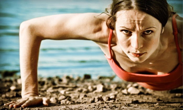 Impact Long Beach - Long Beach: Four or Eight Weeks of Boot-Camp Classes at Impact Long Beach (Up to 90% Off)