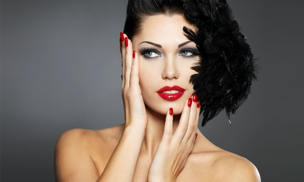 Shellac Manicure or One or Three Classic Mani-Pedis at Dani La'Rose Salon & Spa (Up to 60% Off)