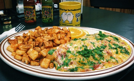 $12 for $20 Worth of Country-Style Breakfast and Lunch at Egg Works