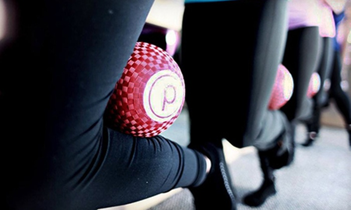 Pure Barre Hudson - Historic Hudson: 5 or 10 Barre Classes at Pure Barre Hudson (Up to 63% Off)