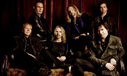 2 Tickets to Styx and Foreigner with Special Guest Don Felder at Orleans Arena on Fri., July 25 (Up to 41% Off)