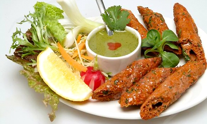 Regal Spice - Ruislip: All-You-Can-Eat Indian Buffet For Two of Four from £12.99 at Regal Spice