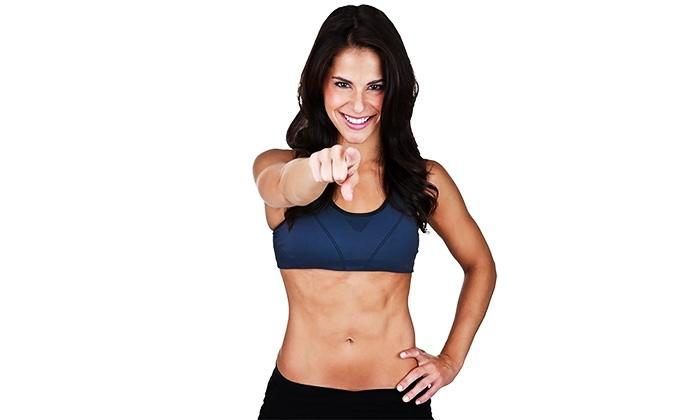 Ladies Workout Express - Seaford: 12 or 10 Women's Fitness Classes at Ladies Workout Express (Up to 55% Off)