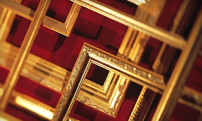 Portland Picture Frame - Southeast Portland: $50 for $120 Worth of Framing Services at Portland Picture Frame
