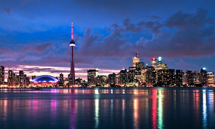 1-Night Stay for Two with 14 Days of Parking at Toronto Airport West Hotel in Mississauga, ON