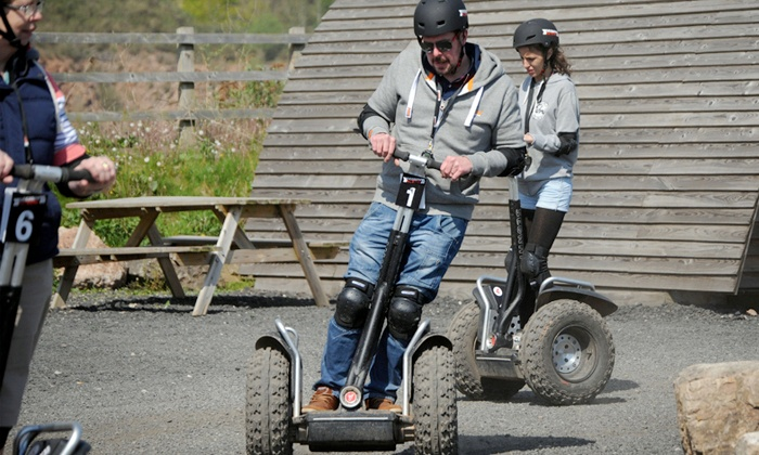 how to build your own segway