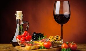 Villa Mattielli: Degustazione vino, olio e tagliere di salumi per due persone a 19,90 €