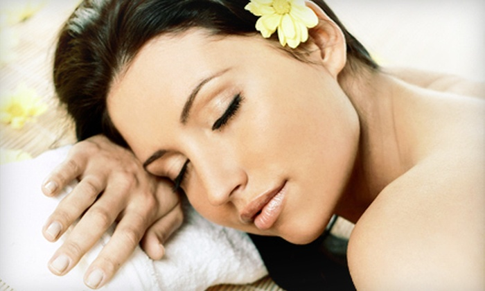 Antonio Grandez Massage Therapy - Nival Salon & Spa: $49 for a 60-Minute Massage at Antonio Grandez Massage Therapy in Bethesda ($100 Value)