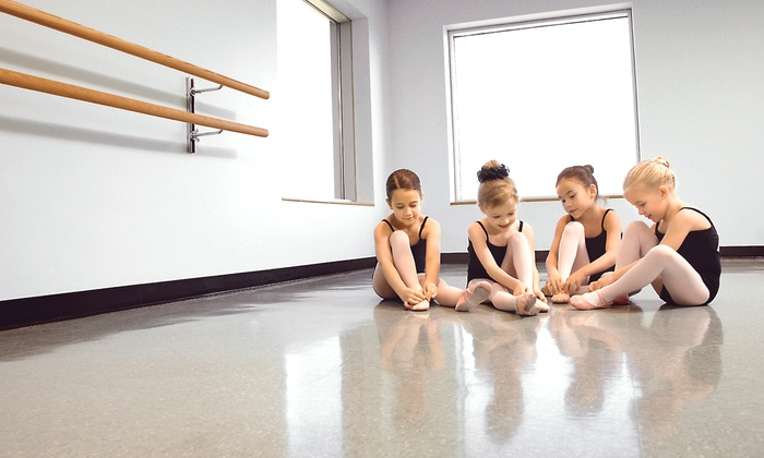 Encore Performing Arts - Fairfield: Four 30- or 60-Minute Children's Dance Lessons at Encore Performing Arts (50% Off)