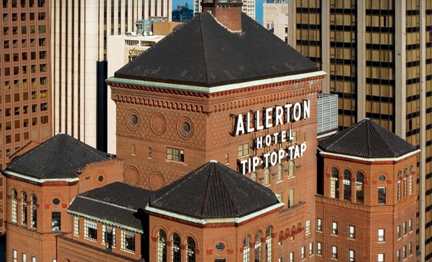 Warwick Allerton Hotel Chicago Premium Collection Il Stay At