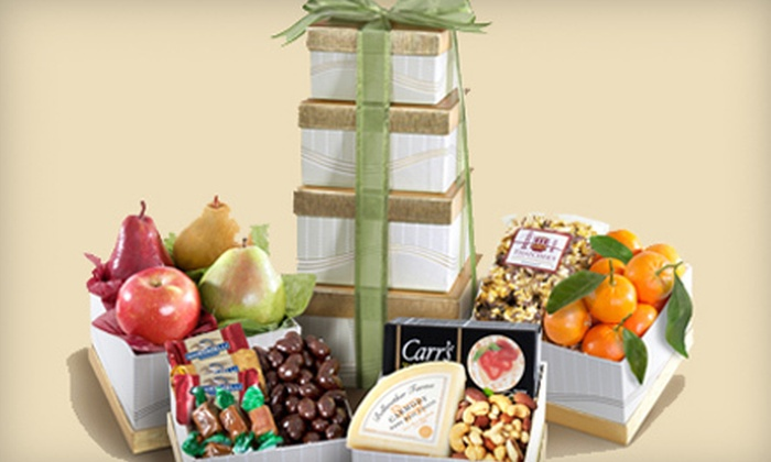 Cherry Moon Farms: $15 for $30 Worth of Holiday Gifts, Fruit Baskets, and Baked Goods from Cherry Moon Farms