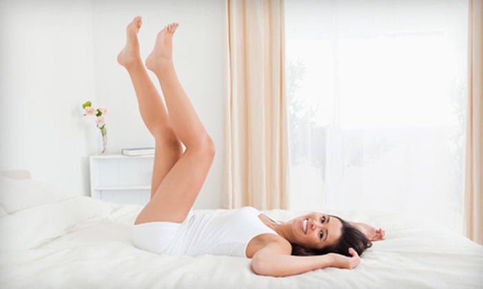 Janelle MediSpa - Bowie: Six Laser Hair-Removal Treatments for a Small, Medium, or Large Area at Janelle MediSpa (Up to 94% Off)