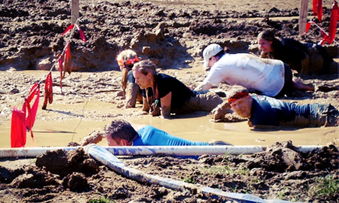 Benjamin Dash - Opa-locka: $40 for Entry into the Benjamin Dash Charitable Obstacle Course Money-and-Mud Run ($80 Value)