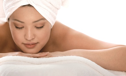 One or Three 60-Minute Deep-Tissue or Hot-Stone Massages at Spa 54 (Up to 64% Off)