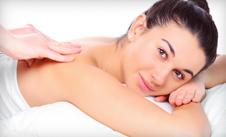 One or Three 60-Minute Massages at Golden Rosewater Beauty (Up to 63% Off)