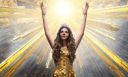 Sarah Brightman on Saturday, February 16, at 8 p.m.