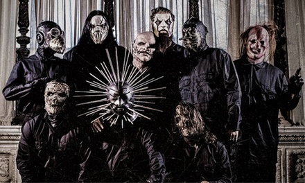 Monster Energy Fort Rock Festival: Slipknot, Godsmack, and Papa Roach at JetBlue Park on 4/25/15 (Up to 39% Off)